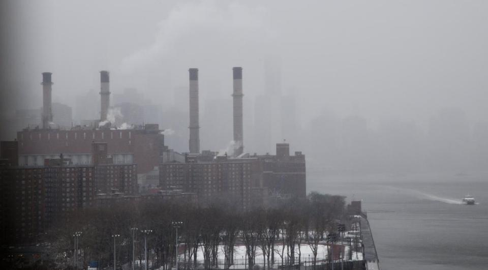 The Trump administration is considering doing away with the Clean Power Plan, which requires states to find methods to reduce carbon dioxide emissions from power plants.